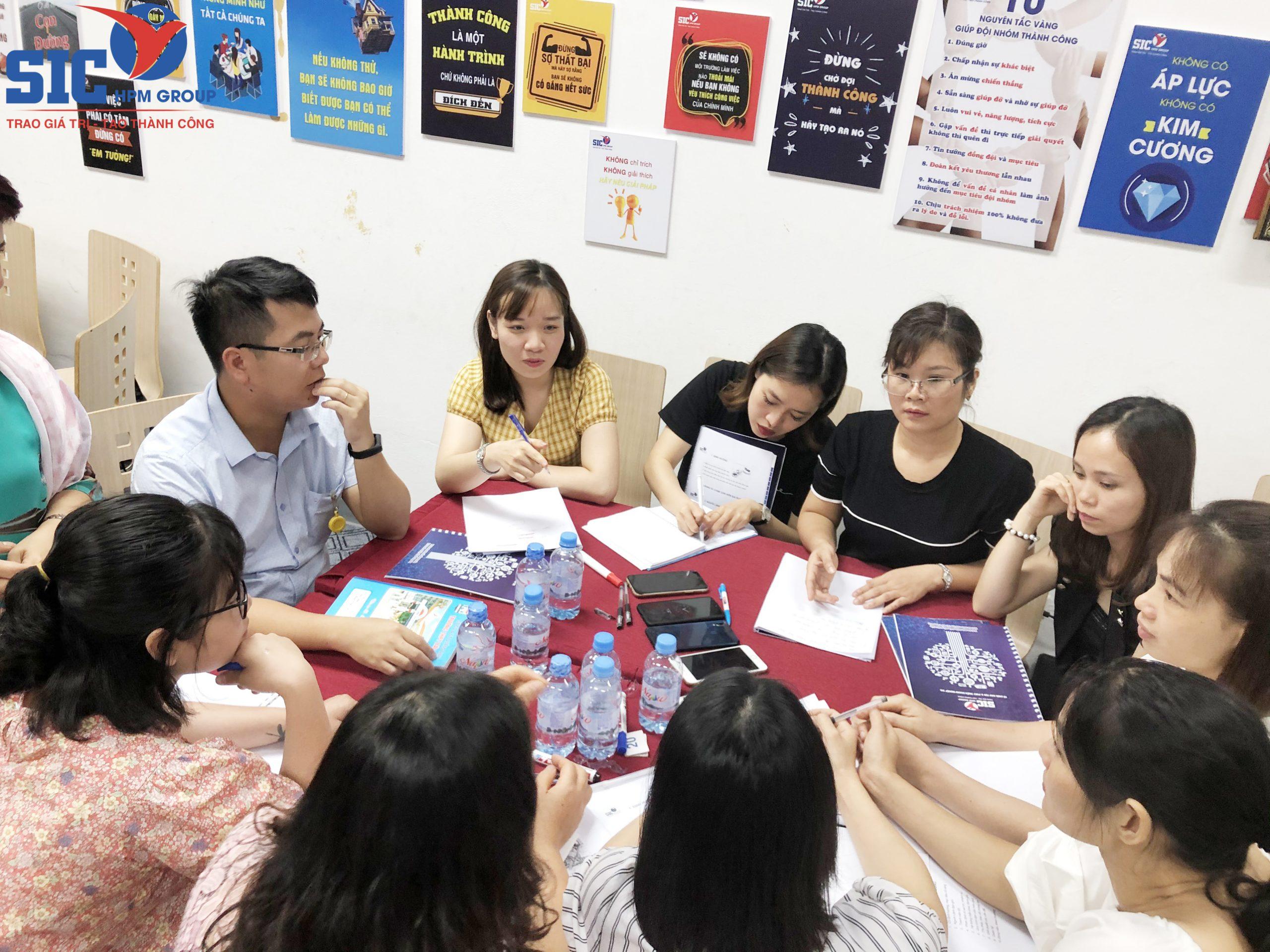 hội thảo Chiến lược nhân sự