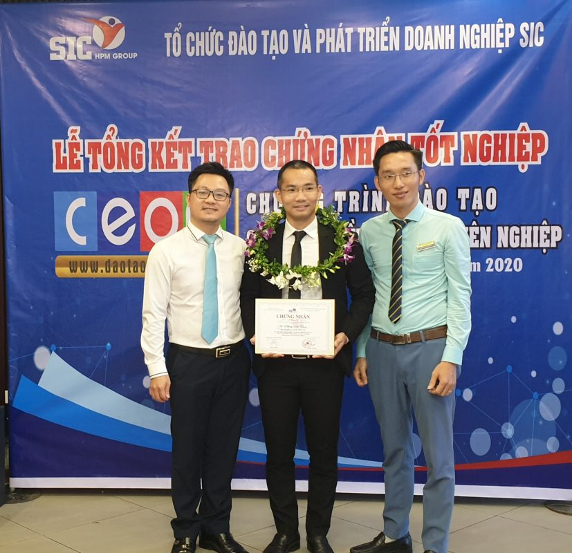 SIC tổ chức Lễ tổng kết lớp CEO 05 - Giám đốc điều hành chuyên nghiệp 7