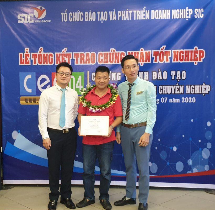 SIC tổ chức Lễ tổng kết lớp CEO 05 - Giám đốc điều hành chuyên nghiệp 8