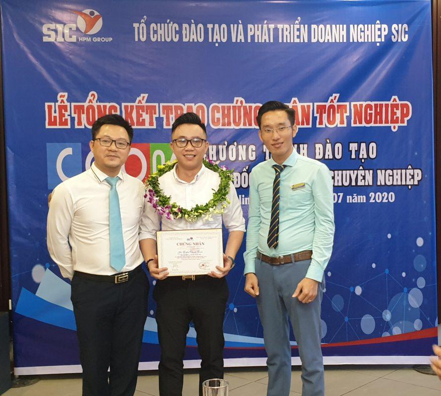 SIC tổ chức Lễ tổng kết lớp CEO 05 - Giám đốc điều hành chuyên nghiệp 11
