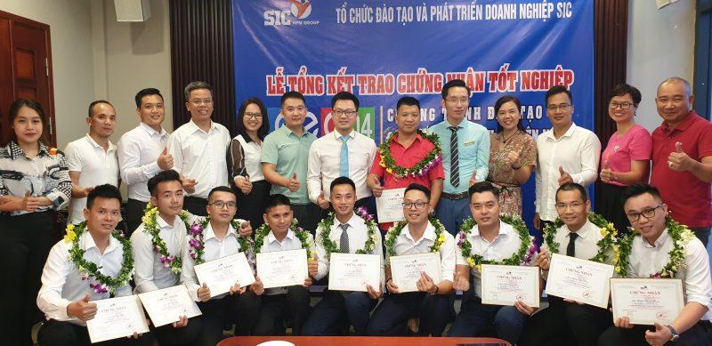 SIC tổ chức Lễ tổng kết lớp CEO 05 - Giám đốc điều hành chuyên nghiệp
