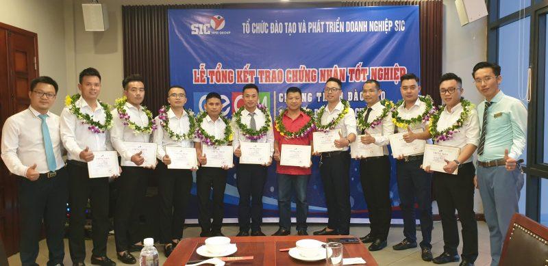 SIC tổ chức Lễ tổng kết lớp CEO 05 - Giám đốc điều hành chuyên nghiệp 1