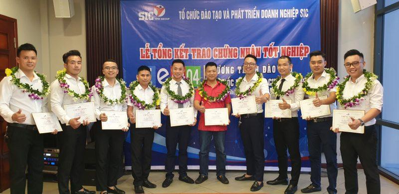 SIC tổ chức Lễ tổng kết lớp CEO 05 - Giám đốc điều hành chuyên nghiệp 2