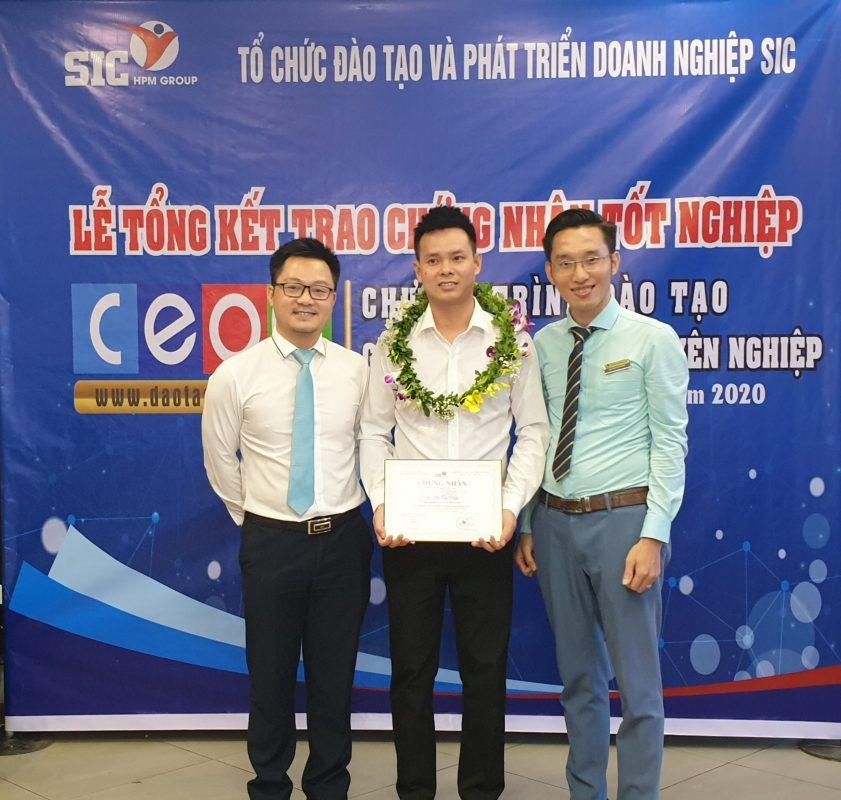SIC tổ chức Lễ tổng kết lớp CEO 05 - Giám đốc điều hành chuyên nghiệp 4