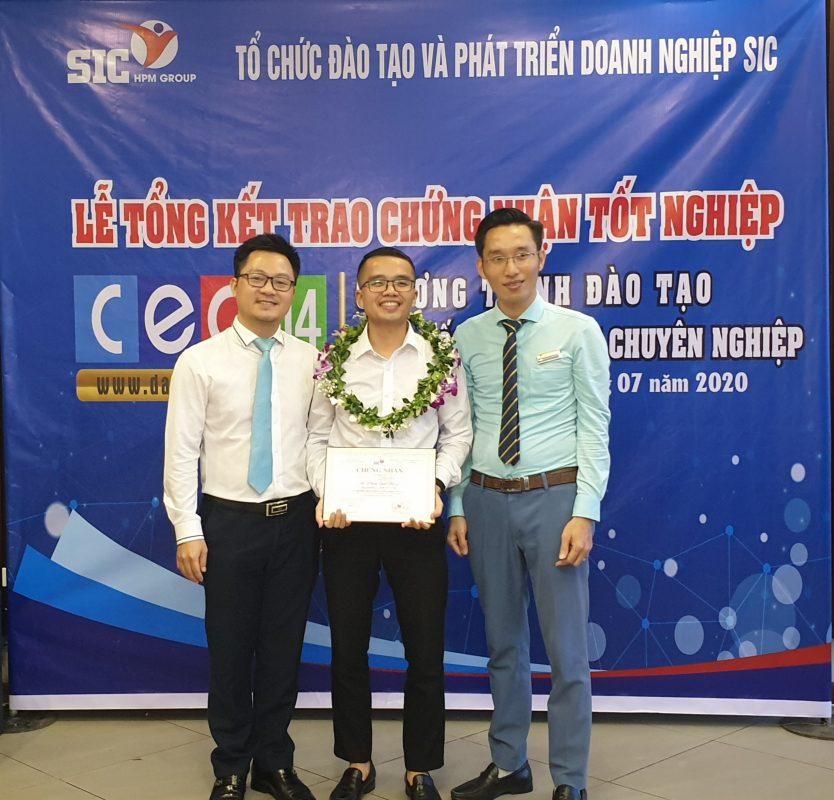 SIC tổ chức Lễ tổng kết lớp CEO 05 - Giám đốc điều hành chuyên nghiệp 6